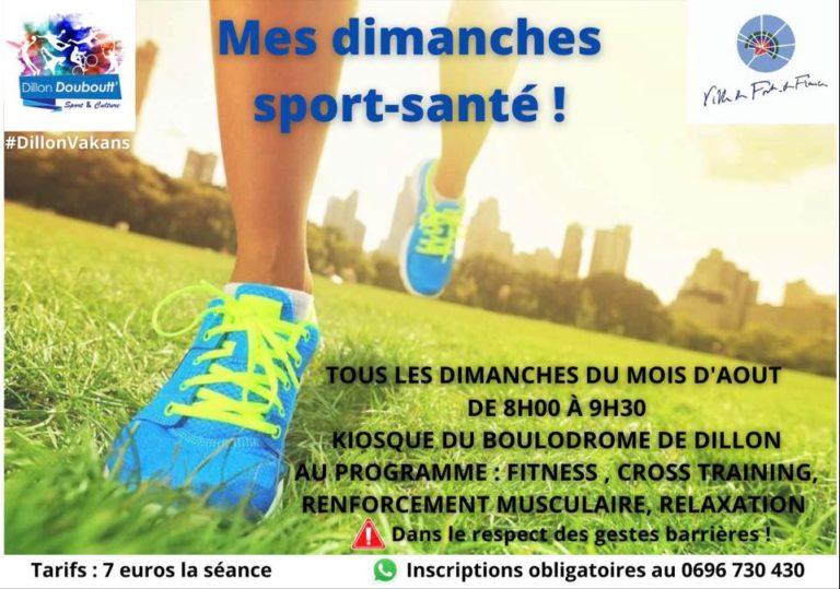 Mes dimanches sport-santé !