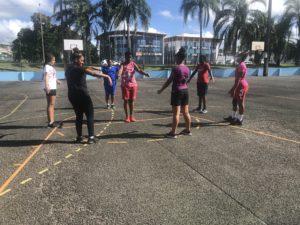 Le handball fait le bonheur des jeunes Dillonais
