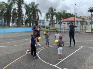 Les samedis initiation Handball